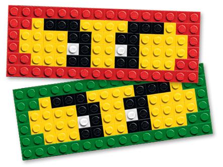 Toys R Us Lego Ninjago Event Block Gear